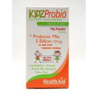 Health Aid America - KidzProbio Once-A-Day 70 gms