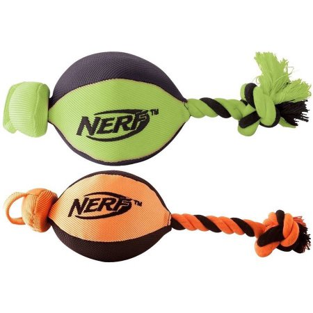 NERF Dog Nerf Trackshot Slinger Dog Toy: 11.8