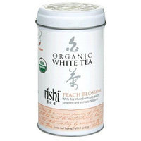 Rishi Tea ORG WHITE TEA PEACH BLOSSOM