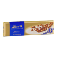Lindt Swiss Chocolate Milk Chocolate With Whole Hazelnuts