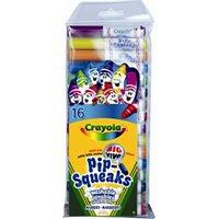 Crayola 16 Pip Squeaks Markers by Crayola