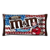 M & M's M&M'S Red, White and Blue Peanut Chocolate Candy 11.4-Ounce Bag []