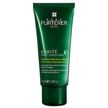 Rene Furterer KARITE intense overnight nourishing treatment, 3.4 oz