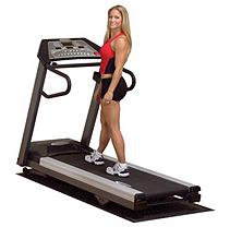 Endurance T10 Commercial Treadmill with Heart Rate Control