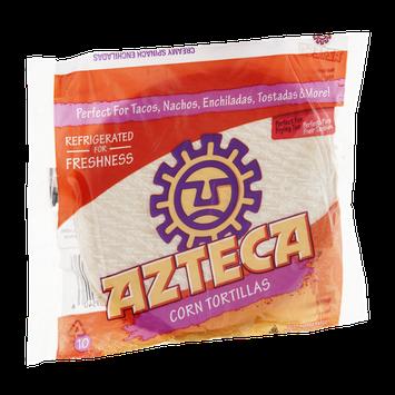 Azteca Corn Tortillas - 10 CT