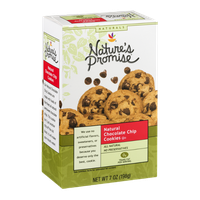 Nature's Promise Naturals Natural Chocolate Chip Cookies