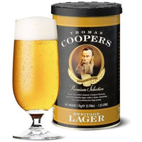 Coopers DIY Beer Coopers DIY Thomas Coopers Selection Heritage Lager Brew Can