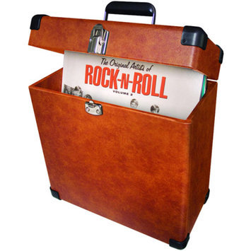 Crosley Radio Record Carrying Case