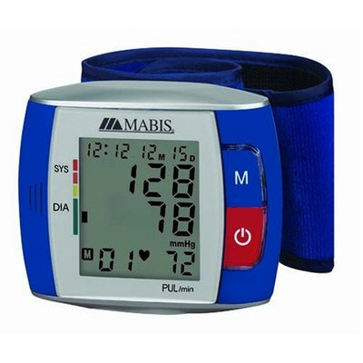 Mabis 04-695-001 Talking Arm Blood Pressure Monitor
