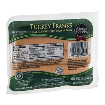Empire Kosher Turkey Franks