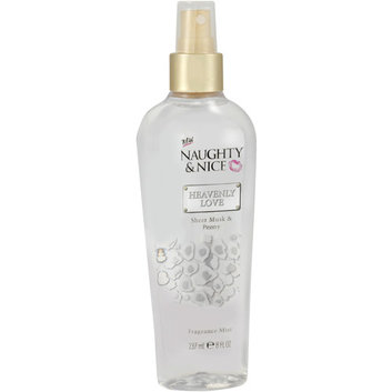 Naughty & Nice Heavenly Love Fragrance Mist