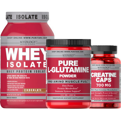 Kit Post Workout Stack Chocolate-3 Pack