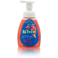 Upper Canada Soap & Go Fish Lobster Orange Frosty 250ml/8.3oz Foaming Hand Soap