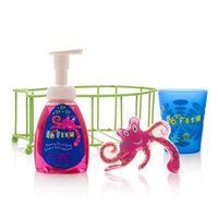 Upper Canada Go Fish Octopus Cherry Bubblegum 4 Piece Set