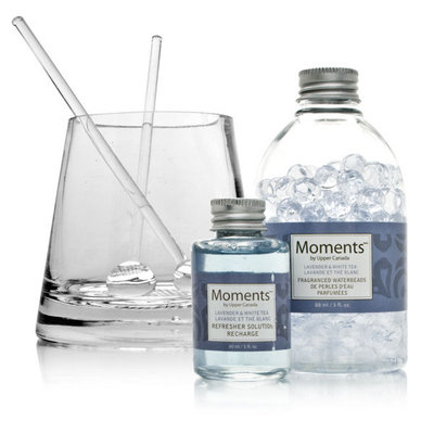 Moments by Upper Canada Waterbead Fragrance Diffuser Lavender White Tea