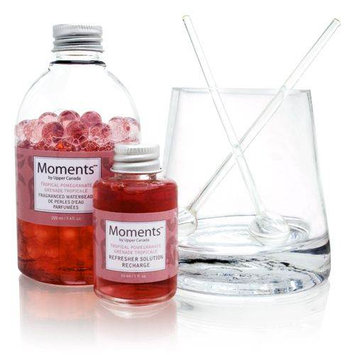 Moments by Upper Canada Waterbead Fragrance Diffuser Tropical Pomegranate