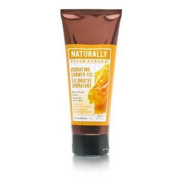 Upper Canada Naturally Warm Honey Nectar 200ml/6.7oz Hydrating Shower Gel