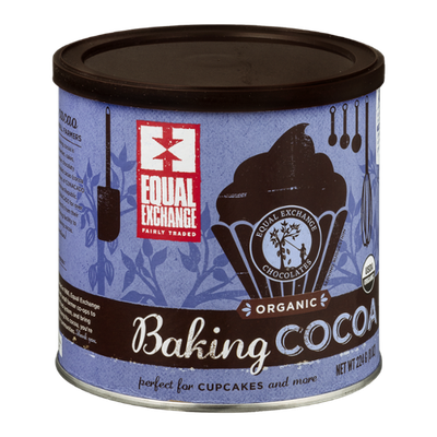 Equal Exchange Baking Cocoa