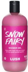 LUSH Snow Fairy Shower Gel