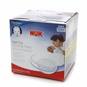 NUK Night Dry Nursing Pads