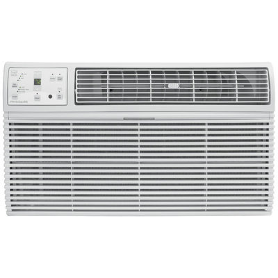 Frigidaire White 12,000 BTU 9.8 EER 230 Volts Wall Unit