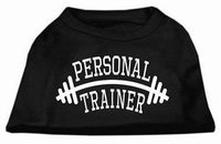 Ahi Personal Trainer Screen Print Shirt Black 6X (26)