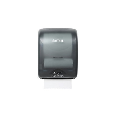 SofPull Mechanical Hardwound Roll Towel Dispenser