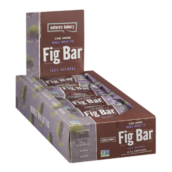 Nature's Bakery Fig Bar Whole Wheat Fig - 12 CT