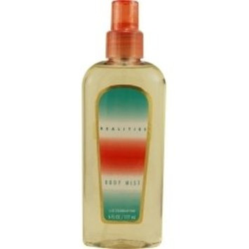 REALITIES by Liz Claiborne BODY MIST 6 OZ for WOMEN