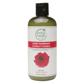 Petal Fresh Pure Conditioner, Scalp Treatment Tea Tree, 16 fl oz
