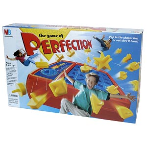 Perfection Strategy Game Ages 5+, 1 ea