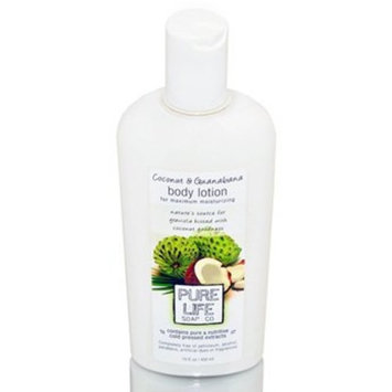 Pure Life Soap Co. - Coconut & Guanabana Body Lotion - 15 oz