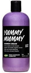 LUSH Yummy Mummy Shower Gel