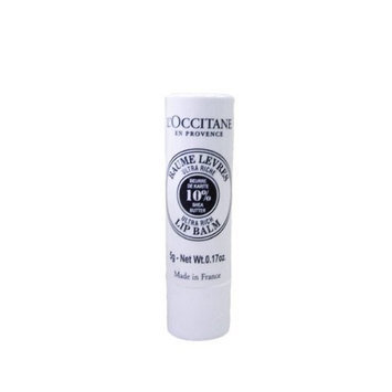 L'Occitane Shea Butter Lip Balm Stick .07 oz / 2g