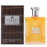 Safari by Ralph Lauren for Men, Eau De Toilette Natural Spray, 4.2 Ounce