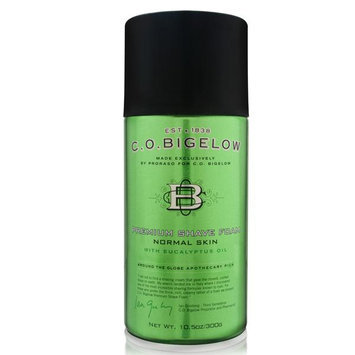 C.O. Bigelow Premium Shave Foam with Eucalyptus Oil