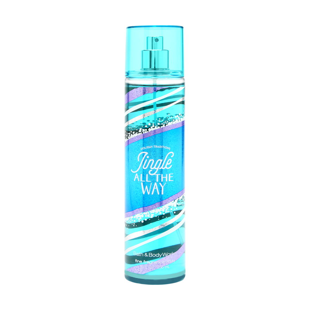 Bath & Body Works® Holiday Tradition JINGLE ALL THE WAY Fine Fragrance Mist