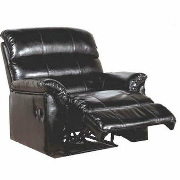 Body Balance System Harmonic Leather Massage Recliner