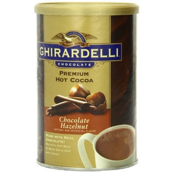 Ghirardelli Chocolate Premium Hot Cocoa Mix Chocolate Hazelnut