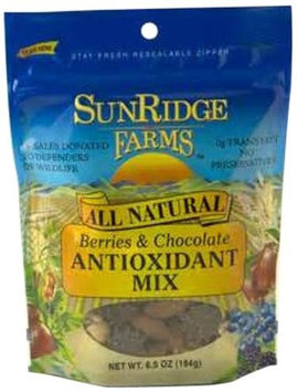 Sunridge Farms BG18684 Sunridge Farms Antioxidant Mix - 1x16LB