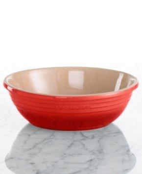 Le Creuset Large Serving Bowl - Cherry - Le Creuset Stoneware