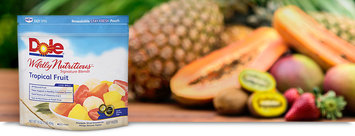 Dole Wildly Nutritious Tropical Medley Signature Blends