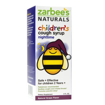 ZarBee's All-Natural Children's Nightime Cough Syrup