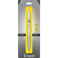 Pilot G2 Limited Retractable Gel Ink Roller Ball Pen, Fine Point, Black Ink, Barrel Color May Vary (31541)