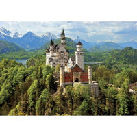 John N. Hansen Co John N. Hansen Neuchwanstein Castle 1,500 pc puzle