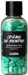 LUSH Crème de Menthe Mouthwash