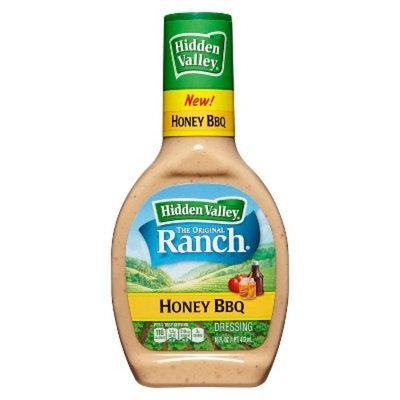 Hidden Valley® Original Ranch® Dressing, Honey BBQ 16 oz