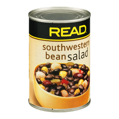 Read Southwestern Bean Salad