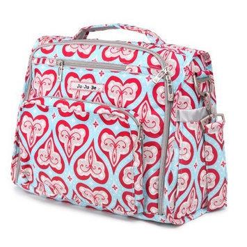 Ju Ju Be Ju-Ju-Be B.F.F. Convertible Diaper Bag, Sweet Hearts (Discontinued by Manufacturer)