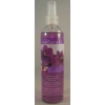 Avon Naturals Body Violet & Lychee Body Spray
